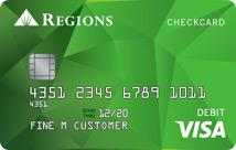Check Card | Regions Visa® CheckCard | Regions Bank | Regions