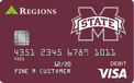 Tarjeta de cheques Mississippi State