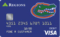 Tarjeta de cheques University of Florida