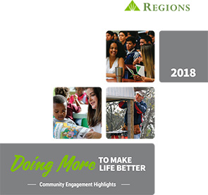 2018 Community Engagement Highlights.